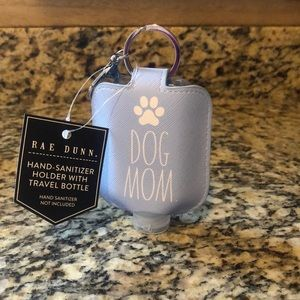 Rae Dunn DOG MOM 🐾 HAND SANITIZER HOLDER